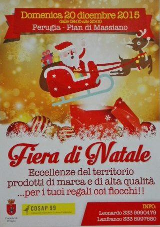 Fiera di Natale - Perugia